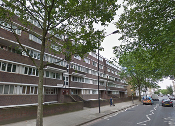 Thumbnail 4 bed flat to rent in Finborough Road, London