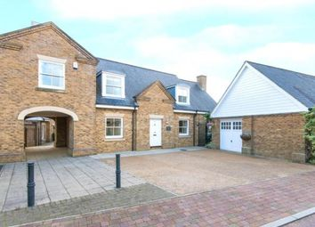Thumbnail 4 bed link-detached house for sale in Orchid Close, Goffs Oak, Waltham Cross, Hertfordshire