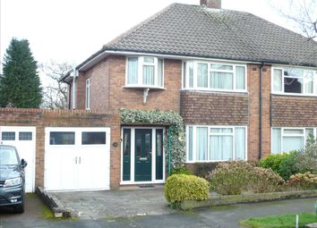 Thumbnail 3 bed semi-detached house for sale in Mason Crescent, Penn, Wolverhampton