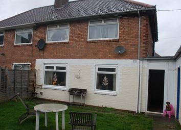 Thumbnail 2 bedroom semi-detached house for sale in Bowfell Road, Middlesbrough