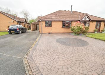 Thumbnail 2 bedroom semi-detached bungalow for sale in Charlock Avenue, Westhoughton, Bolton