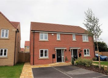 Thumbnail 3 bed semi-detached house for sale in Cooper Street, York