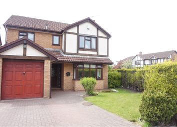 Thumbnail 4 bed detached house for sale in Blackbrook Close, Widnes