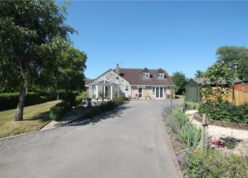 Thumbnail 4 bed detached house for sale in West Orchard, Shaftesbury, Dorset