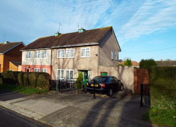 Thumbnail 3 bedroom semi-detached house for sale in 43 Broadlands Drive, Lawrence Weston, Bristol, Bristol