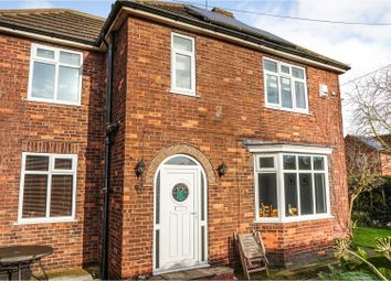 Thumbnail 3 bed detached house for sale in Finkle Street, Hemingbrough