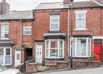 Thumbnail 2 bed terraced house for sale in Fulmer Road, Sheffield