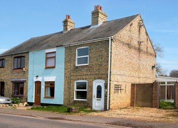 Thumbnail 2 bedroom terraced house for sale in Station Road, Wisbech, Cambridgeshire