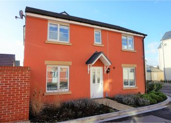 Thumbnail 3 bed detached house for sale in Paper Mill Gardens, Bristol