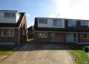 Thumbnail 2 bed semi-detached house for sale in Valentines Drive, Colchester