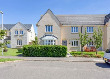 Thumbnail 4 bed semi-detached house for sale in 5 South Quarry Drive, Gorebridge, Midlothian