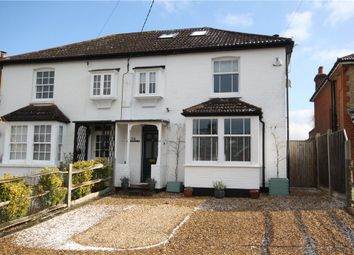 Thumbnail Semi-detached house to rent in Glaziers Lane, Normandy, Guildford, Surrey