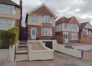 Thumbnail 3 bed detached house for sale in Avebury Avenue, Leicester, Leicestershire