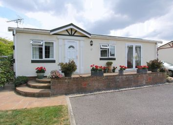 Thumbnail 1 bed detached bungalow for sale in Kindersley Park Homes, Salisbury Road, Abbotts Ann, Andover