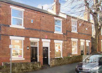 Thumbnail 2 bed terraced house for sale in Allington Avenue, Nottingham