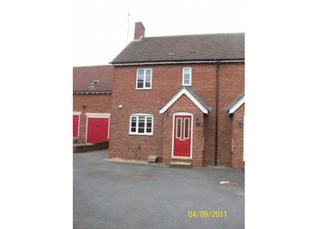 Thumbnail 2 bed semi-detached house to rent in Weatherbury Road, Gillingham, Dorset