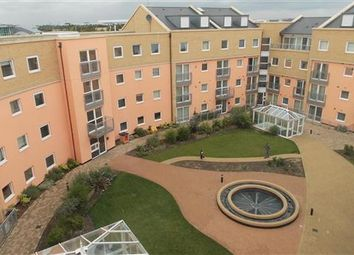 Thumbnail 2 bed flat for sale in Wooldridge Close, Bedfront Lakes, Feltham