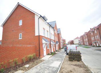 Thumbnail 3 bed end terrace house to rent in Sargent Way, Broadbridge Heath, Horsham