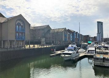 Thumbnail 1 bedroom flat for sale in Ferrara Quay, Maritime Quarter, Swansea