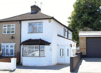 Thumbnail 3 bed semi-detached house for sale in Lion Road, Bexleyheath