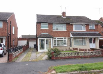 Thumbnail 3 bed semi-detached house for sale in Claydon Road, Kingswinford
