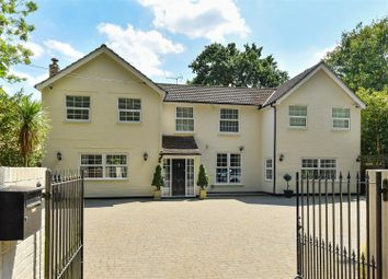 Thumbnail 5 bed detached house for sale in Nine Mile Ride, Wokingham, Berkshire