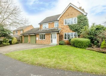 Thumbnail 4 bed detached house for sale in Castle Gardens, Kimbolton, Huntingdon
