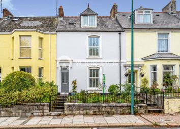 Thumbnail 4 bed terraced house for sale in Devonport Road, Plymouth, Devon