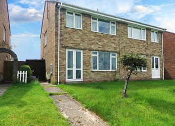 Thumbnail 3 bed semi-detached house to rent in Broadmead Walk, Swindon, Wiltshire
