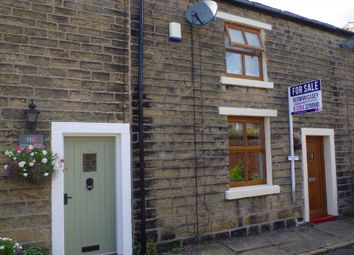 Thumbnail 2 bed cottage for sale in Back Chapel Street, Horwich, Bolton