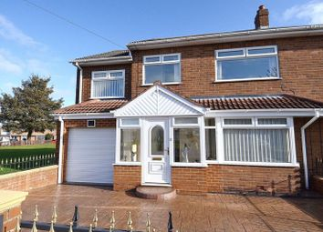 Thumbnail 4 bed semi-detached house for sale in Billy Mill Lane, North Shields