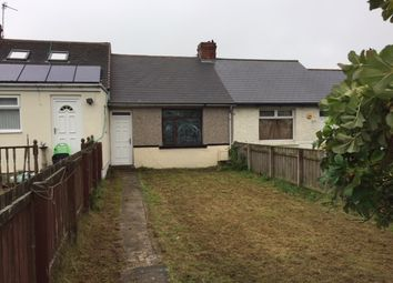 Thumbnail 1 bed bungalow for sale in Third Street, Leadgate, Consett