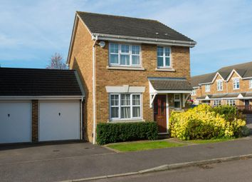Thumbnail 3 bed detached house for sale in St. Pauls Close, Tongham