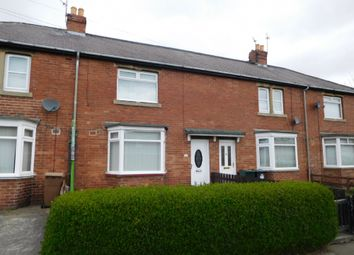 Thumbnail 3 bed terraced house to rent in Main Crescent, Wallsend