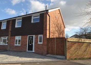 Thumbnail 3 bed property for sale in Morello Gardens, Stevenage Road, Hitchin