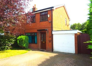 Thumbnail 3 bed semi-detached house for sale in Haddon Road, Lowton, Warrington, Cheshire