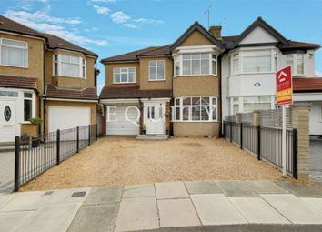 Thumbnail 5 bed semi-detached house for sale in Boleyn Avenue, Enfield