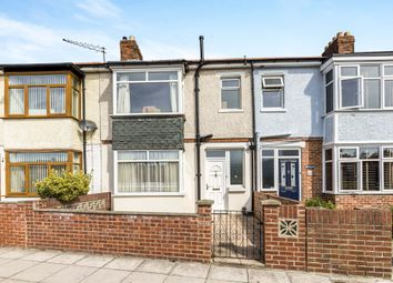 Thumbnail 3 bedroom terraced house for sale in Burrfields Road, Portsmouth