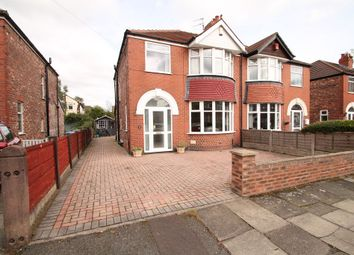 3 bed semi-detached house for sale in Norley Drive, Sale M33