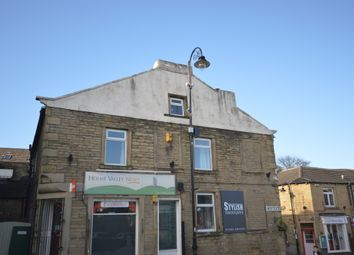 Thumbnail 2 bed flat to rent in Westgate, Honley, Holmfirth, West Yorkshire