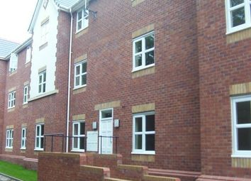 Thumbnail 2 bedroom flat for sale in Greenwood Road, Wythenshawe, Manchester