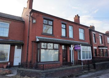 Thumbnail 4 bed terraced house for sale in Lowton Road, Golborne