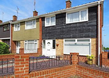 Thumbnail 3 bed end terrace house for sale in Barnard Road, Chelmsford, Essex