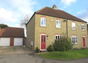 Thumbnail 3 bed semi-detached house for sale in Grangeland Walk, Barmby Moor, York