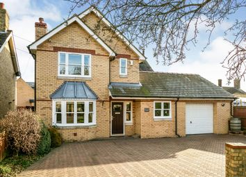 Thumbnail 3 bed detached house for sale in Station Road, Warboys, Huntingdon