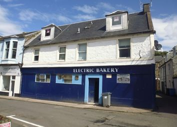 Thumbnail 1 bed flat for sale in Store Lane, Rothesay, Isle Of Bute