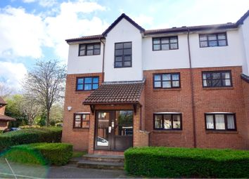 Thumbnail 1 bed flat for sale in Cooper Close, Greenhithe