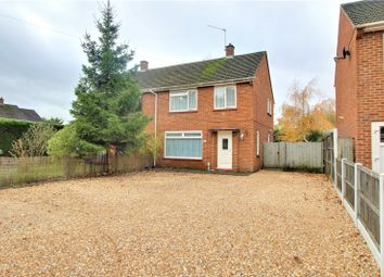 Thumbnail 3 bed semi-detached house for sale in Cranmore Road, Mytchett, Camberley