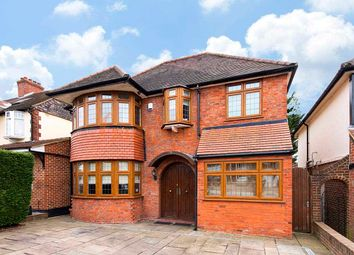 Thumbnail 4 bed detached house for sale in Longland Drive, London
