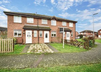 Thumbnail 3 bed terraced house for sale in Cawdor Place, Eynesbury, St. Neots